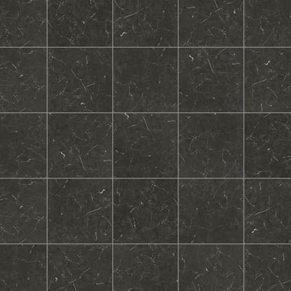 Picture of Karndean Knight Tile  Midnight Black T74