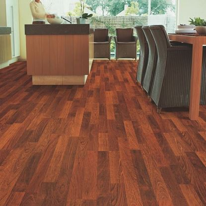 Picture of Classic Wood Enhanced Merbau 3 Strip CL1039