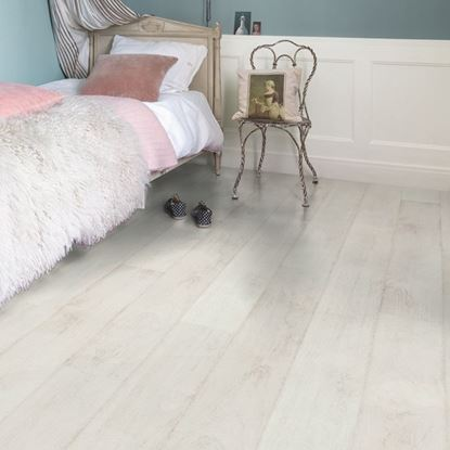 Picture of Classic Wood Bleached White Teak Clm 1290