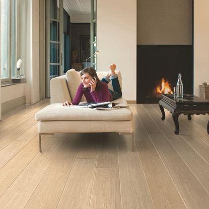 Picture of Largo wood Whtie Varnished Oak LPU1283