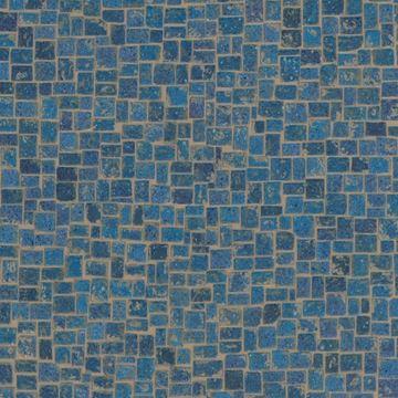 Picture of Michelangelo Italian Mosaic Adriatic Blue MX98