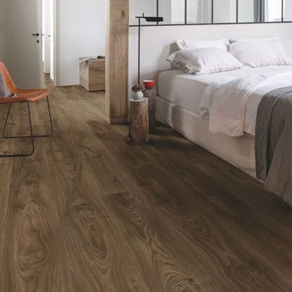 Picture of Livyn Balance Click Cottage oak dark brown BACL40027
