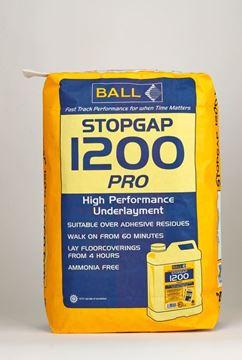 Picture of F BALL STOPGAP 1200 Powder 20 kg & Liquid 5 Ltr