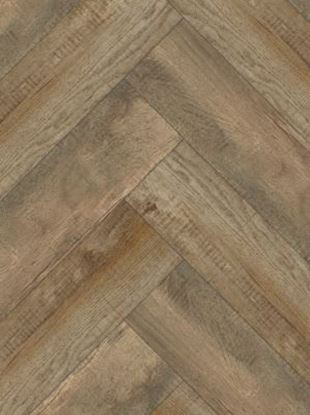 Picture of Moduleo Impress Country oak 54852 Herringbone DryBack Small Plank