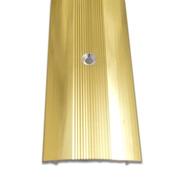 Picture of Coverstrip Profile - Gold 0.90m
