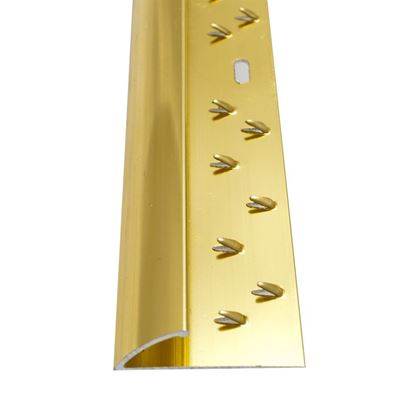 Picture of Single Edge Profile - Gold  2.7m