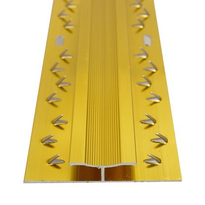 Picture of Dual Grip  Profile - Gold  2.7m