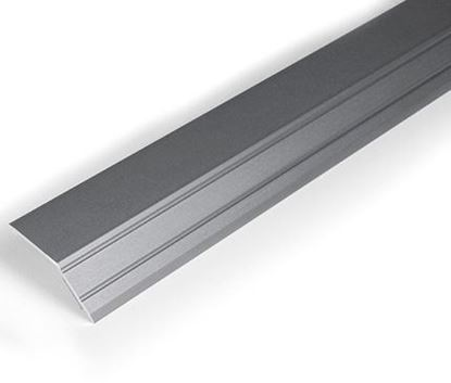 Picture of Angledge 20mm S/A - Matt Silver  .90m