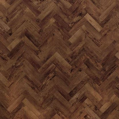 Picture of Moduleo Impress Country oak 54880 Herringbone DryBack Small Plank