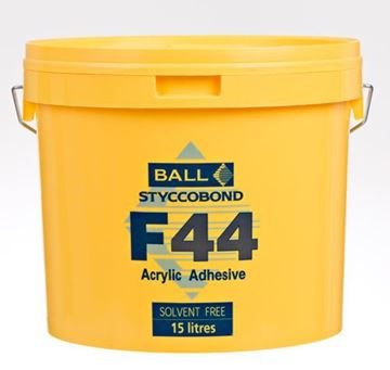 Picture of F BALL F44 Adhesive 15 Litre
