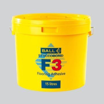 Picture of F BALL F3 Adhesive 15 Litre
