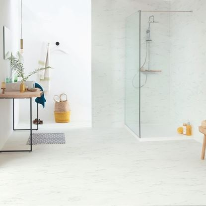 Picture of Livyn Ambient Click Marble Carrara White AMCL40136