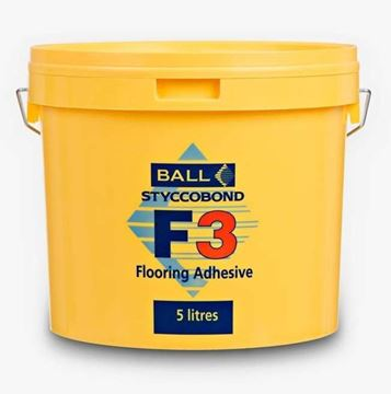 Picture of F BALL F3 Adhesive 5 Litre