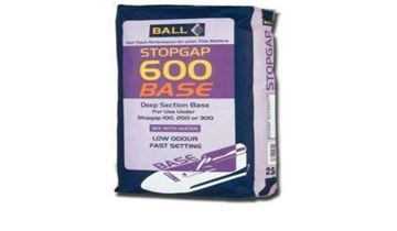 Picture of Stopgap 600 base coverage at 5mm = 2.8 sqm Max depth 50mm