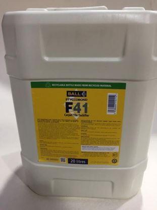 Picture of F41 Carpet Tackifer 20kg coverage 160 - 440 SQM