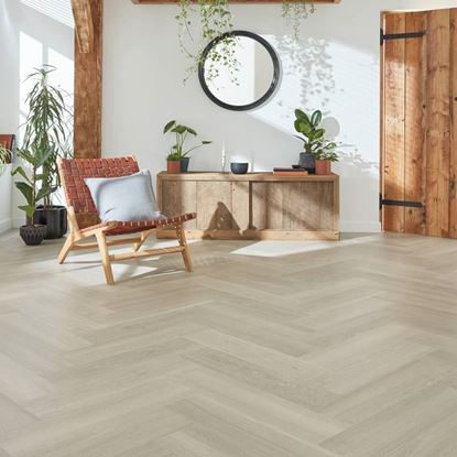 Picture of Van Gogh Rigid Core  Grey Brushed Oak SM-VGW120T-RKP