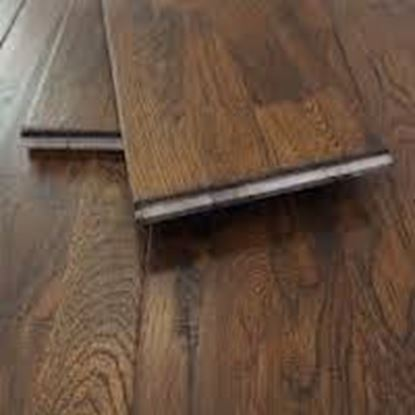 Picture of Lumberjack Solid Wood 4 Strip  14mm ( Brown Finish )