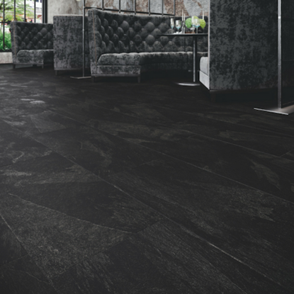 Picture of Moduleo Impress Stone Dry Back Mustang Slate 70998