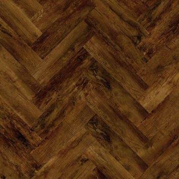Picture of Moduleo Impress Country oak 54880 Herringbone DryBack Short Plank