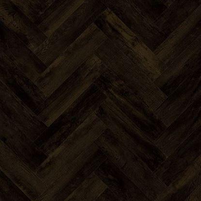 Picture of Moduleo Impress Country oak 54991 Herringbone DryBack Small Plank