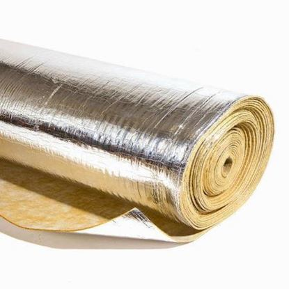 Picture of Vapour Plus 3mm Acoustic silver 10m roll